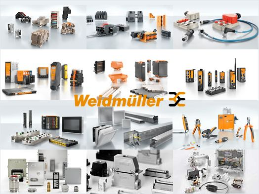Weidmuller Product Weidmüller 294260000 SAKR LL 2STB Original and genuine